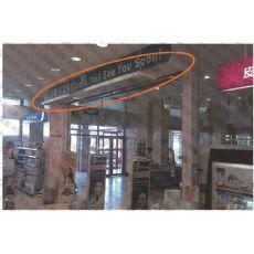 门厅取暖设备 商场超市取暖 大堂取暖 门口取暖 电取暖 电暖器 热风幕