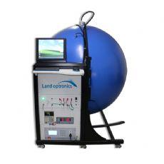 LED光源灯具的色温光效光通量测试积分球系统