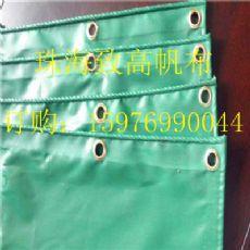 惠州工地帆布厂防水帆布加工帆布定订做防水蓬布油布工厂