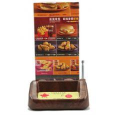 黑龙江带广告牌餐厅呼叫器茶楼呼叫器厂家供应招商