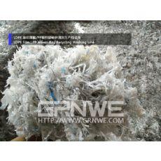 原油薄膜破碎清洗生产线设备