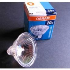 OSRAM HALOSPOT 111 41850铝反光杯灯 FL 12V 100W 24度标准型