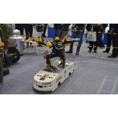 上海二手工业机器人进口报关代理公司