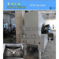 LDPE回收清洗线-东莞ABS机壳回收设备
