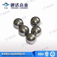 厂家定制 YG8合金球 精磨钨钢球 阀座用钨钢珠