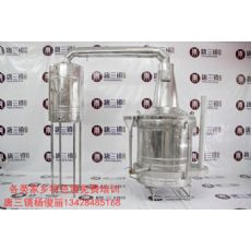 上海大型自动蒸馏生产线【唐三镜酒械】厂家