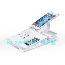 OPPO魅族VIVO手机底座亚克力水晶支架iPhone SE手机体验展示架托