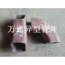 碳钢方管矩管弯头