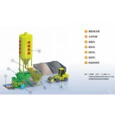 广西神塔机械提供专业的全自动机械砌块生产线|南宁砌块生产线