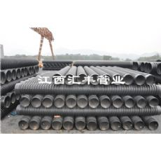 密封性好HDPE缠绕增强管生产厂家