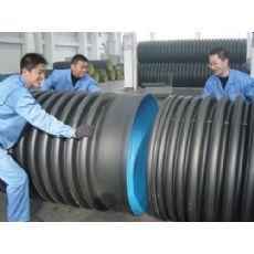 辽宁地区质量硬的HDPE双壁波纹管——沈阳HDPE双壁波纹管