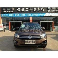 儋州二手车零售,质量硬的大众Tiguan业内价格