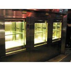 传菜电梯杂物电梯食品升降机供应厂家 选质量硬的传菜电梯,就到金旭电梯公司