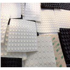透明硅胶垫 玻璃胶垫 全透明EPDM胶垫