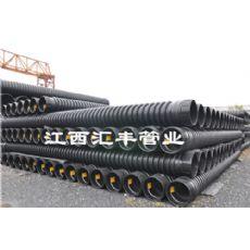 国标节流式承插式HDPE缠绕结构B型管公司