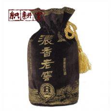 河南织耕堂制袋定做酒袋 批发绒布袋定制酒袋厂家