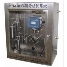 如何使用JY-SY10-EX防爆氧分析仪