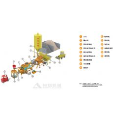 划算的全自动机械砌块生产线哪里有卖 广西砌块生产线