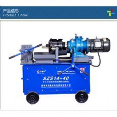 价位合理的钢筋直螺纹滚丝机,广东热销全自动新一代钢筋直螺纹滚丝机供应