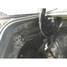 奥迪A6L改装电尾门 太原改电尾门 太原改灯 太原改透镜 座椅加热