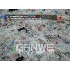 大方县农膜地膜破碎清洗回收生产线