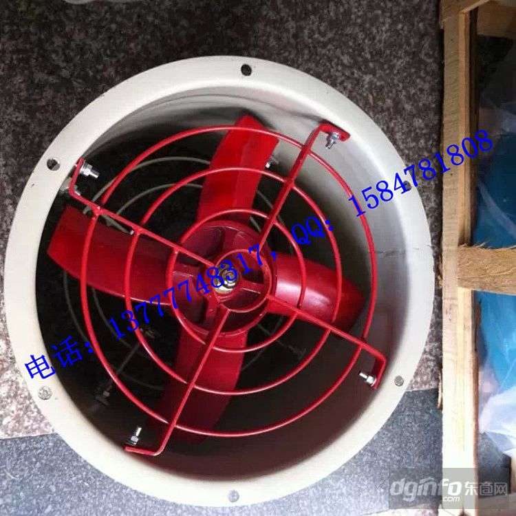 防爆轴流风机规格_带百叶窗防爆轴流风机型号cfb-400/0.37kw 380v