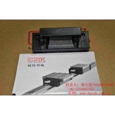 台湾CSK原装进口LMG30C标准法兰型滑块
