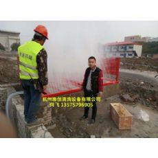 南京市全自动工地门口安装洗轮机洗车设备零损伤