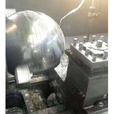 车加工堆焊/喷焊/激光熔覆后硬度HRC55-68工件高硬度耐磨刀片