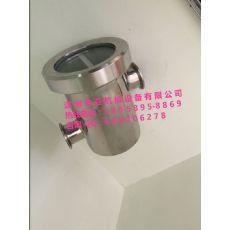 卫生级空气阻断器,卫生级防倒灌地漏,不锈钢空气隔断装置