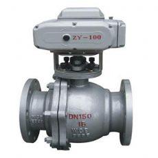 卡特斯电动V型球阀VQ941F-16C/天津球阀