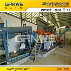 薄膜回收造粒生产线 薄膜回收处理生产线 薄膜再生造粒生产线