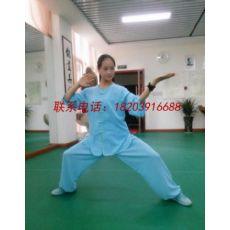 濮阳棉麻布料太极服18203916688