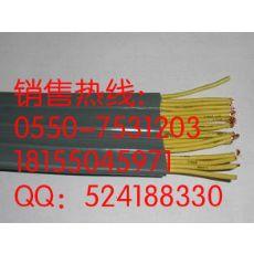 行车扁电缆 YVFB 3*1.5 mm2 软结构移动行车扁电缆