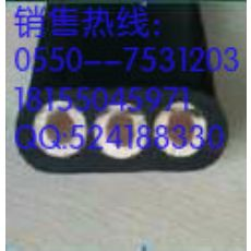 扁电缆 YVFB 3*50mm2 起重机卷筒用行车扁电缆 耐磨耐油耐寒耐高温