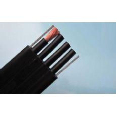 行车扁电缆 YVFB 3*2.5+1*1.5  耐磨耐油耐寒耐高温耐腐卷筒用行车扁电缆