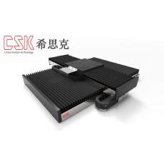直线电机精密定位平台
