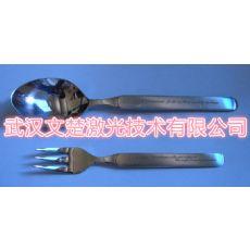 餐具激光刻字机