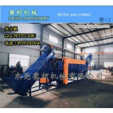 农膜清洗线 PE/PP塑料膜回收清洗设备