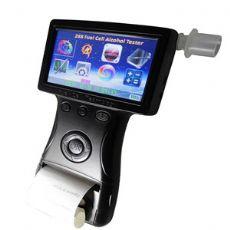 厂家直销现货带蓝牙打印功能的酒精检测仪FIT288警用酒精测试仪