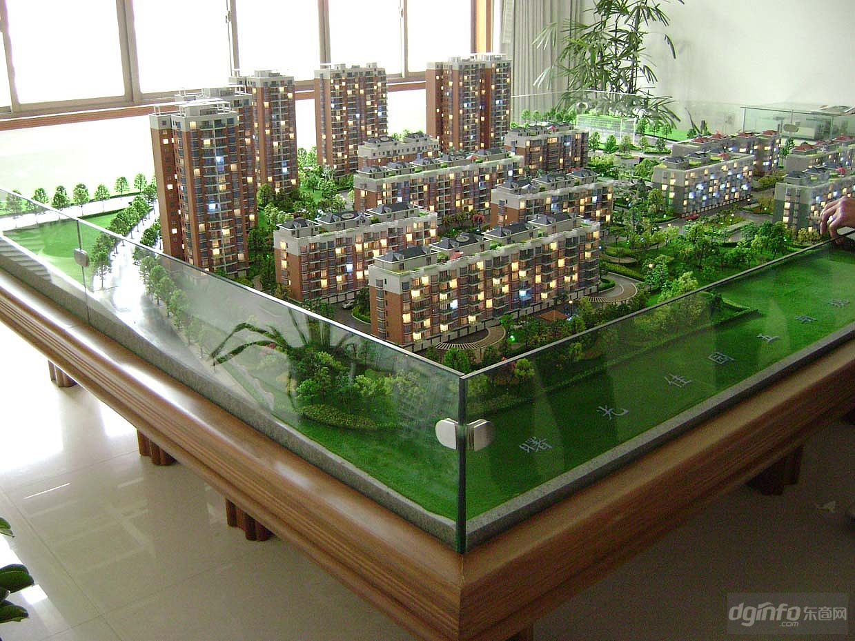 东商网 产品信息 商务服务 设计服务 模型设计 千灯建筑沙盘模型制作图片