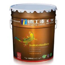 德国工艺乳胶漆招商代理中国十大油漆涂料锐进品牌德工漆