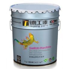 外墙多彩漆代理湖南区域邀请你加盟中国二线涂料品牌德工漆