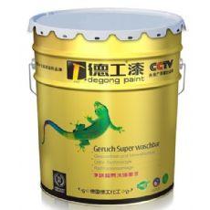 净味家具漆湖北地区代理乳胶漆招商中国一线涂料品牌德工漆