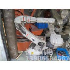 二手安川机器人焊机回收