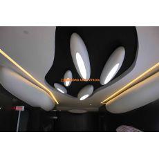 上海嘉尧装饰工程有限公司 GRG吊顶 GRG材料