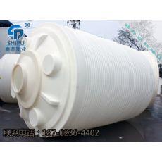 重庆20吨PE塑料水箱|20立方立式PE塑料水箱