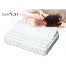 SHALOM/淳梦 太空慢回弹记忆枕 成人颈椎护颈 专柜正品枕头枕芯