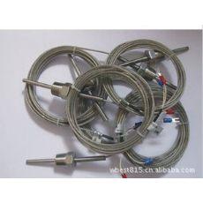 PT100温度传感器,大量供应A级,B级温度传感器,尺寸定制
