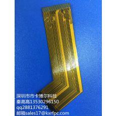 FPC0.06mm线宽线距排线生产/多层板
